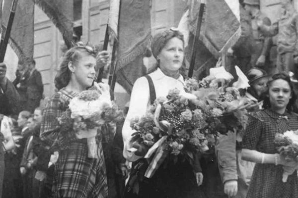 Cherbourg, le 14 juillet 1944