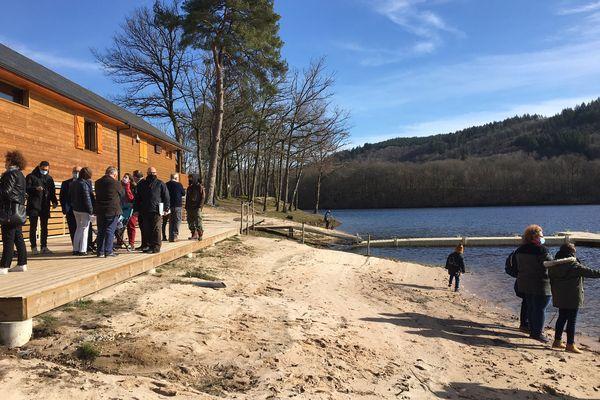 Douze familles ont gagné un week-end en Corrèze pour découvrir les charmes du département