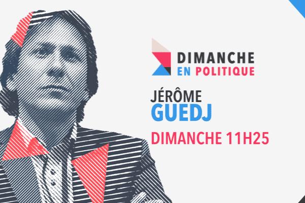 Jérôme Guedj, invité de Dimanche en politique.
