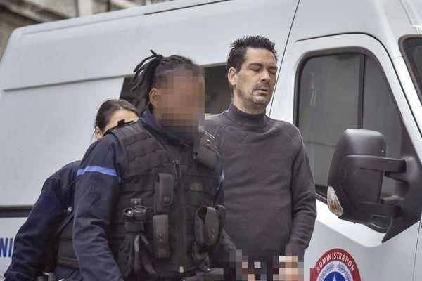 Pau - Procès aux assises de Cédric Bernasconi accusé du meurtre et de viol de Mélodie Massé - 24 septembre 2019.