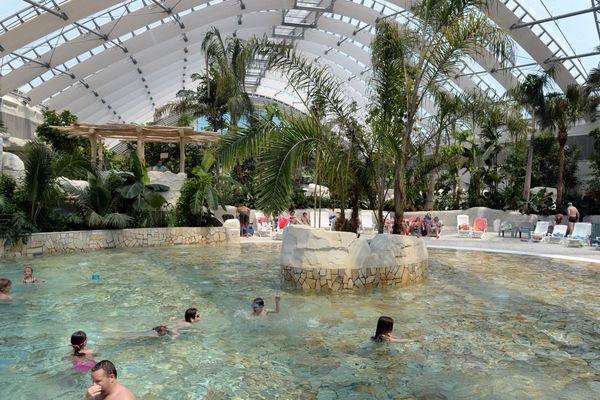 """Le projet d'un village de tourisme  """"Center Parcs"""", dans le Jura, est prévu à l'horizon 2018"""