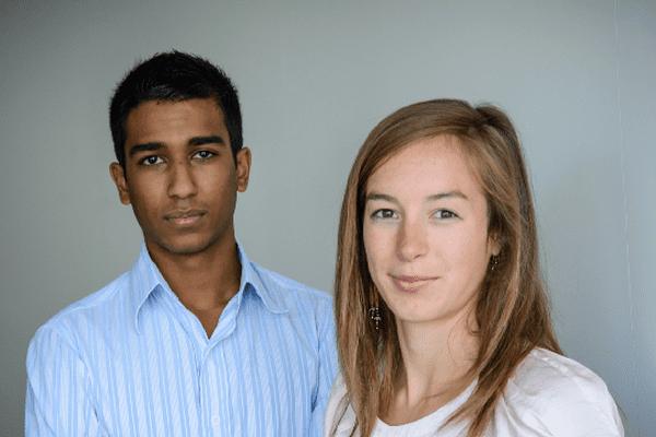Claire Cano et Idris Hassim  : Co-fondateurs Luckyloc.com et Expedicar.com