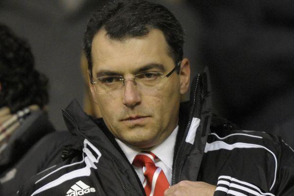 Damien Comolli a vu sa carrière culminer avec le poste de directeur sportif à Liverpool entre 2010 et 2012.