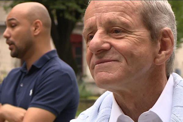 L'ancien maire de Grenoble, Alain Carignon