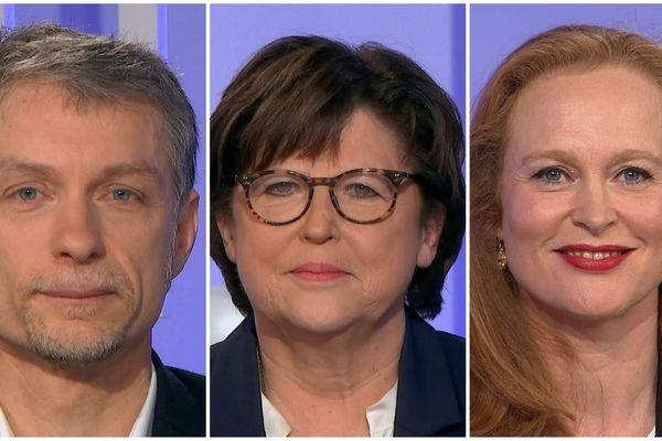Stéphane Baly (EELV) et Martine Aubry (PS) seraient au coude-à-coude au second tour des municipales d'après un sondage IFOP pour la Voix du Nord.