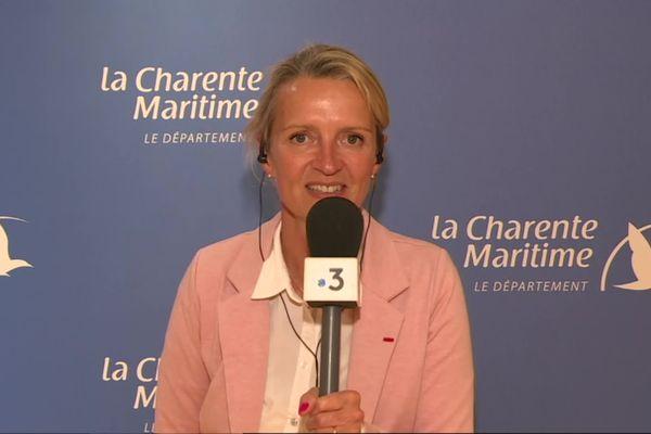 Sylvie Marcilly - conseillère départementale de Charente-Maritime