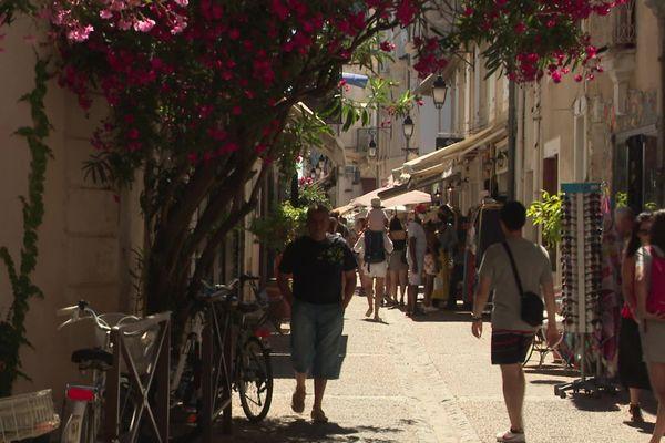 A Aigues-Mortes, la saison estivale commence enfin.