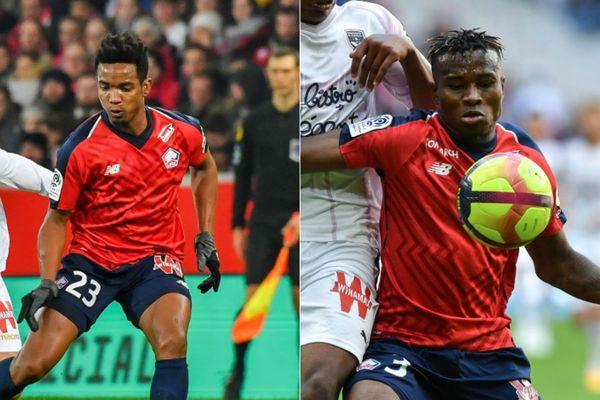 Thiagos Mendes et Youssouf Koné devraient tous les deux quitter Lille pour Lyon.