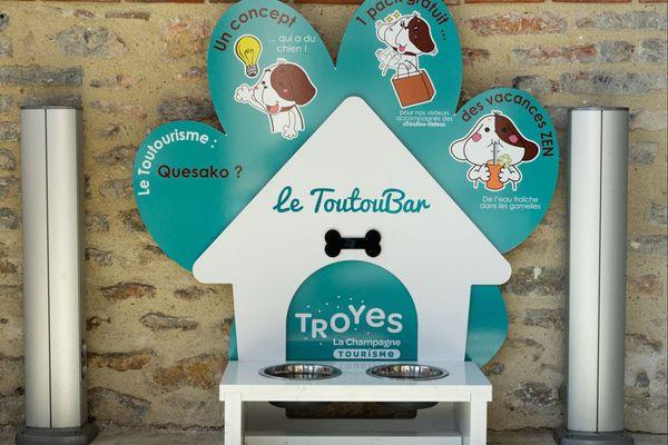 """L'office du tourisme de Troyes a créé le """"toutourisme"""" en 2007, synonyme d'accueil pour les animaux de compagnie"""