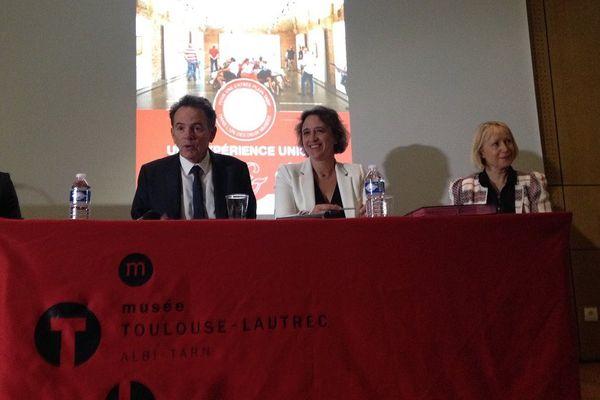 Les maires de Rodez et Albi ont signé une convention