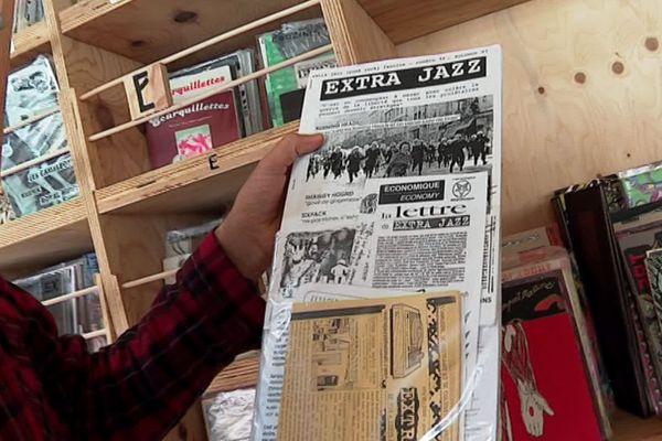 Guillaume Gwardeath nous présente ses fanzines informatifs. Dans ce vieux numéro, une interview de Burning Heads, un groupe de rock qui existe toujours