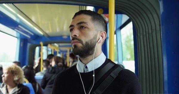 """Mohamed, l'un des principaux personnages de """"Après les murs"""""""
