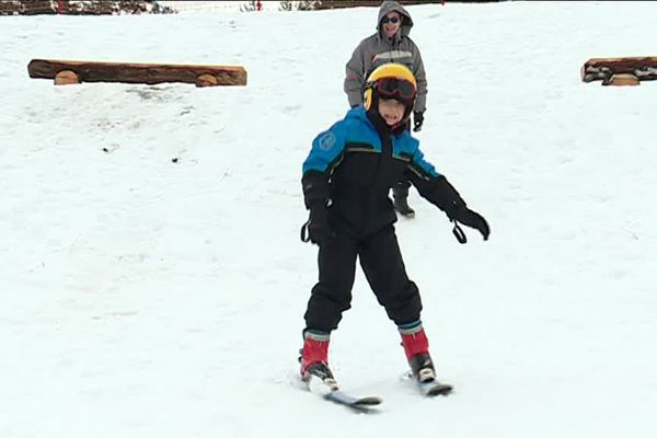 La station de ski de Seyne-les-Alpes vise une clientèle familiale.