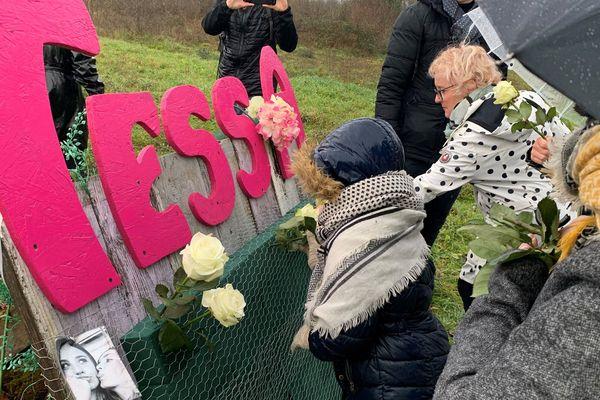 Le 21 décembre 2019, près de 200 personnes ont participé à la marche pour Tessa, 17 ans, fauchée le 20 décembre 2018 à Saint-Julien-de-Concelles.