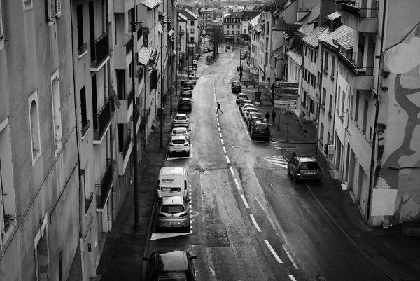 Rodez désertée : la rue Saint-Cyrice