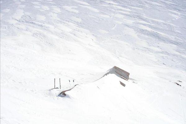 Le massif des Bauges, en Savoie, en 2015.