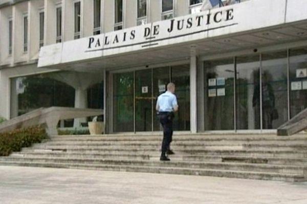 Le tribunal de Beauvais (Oise)