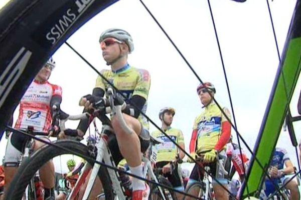 Première étape du Tour de Côte d'or