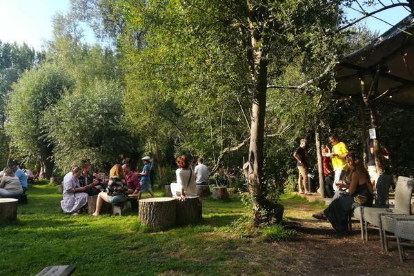 Le Grand Bain a accueilli cet été 2578 personnes