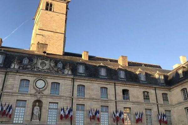 La mairie de Dijon