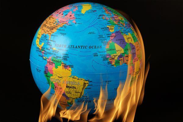 jeudi 22 avril 2021, journée mondiale de la Terre.