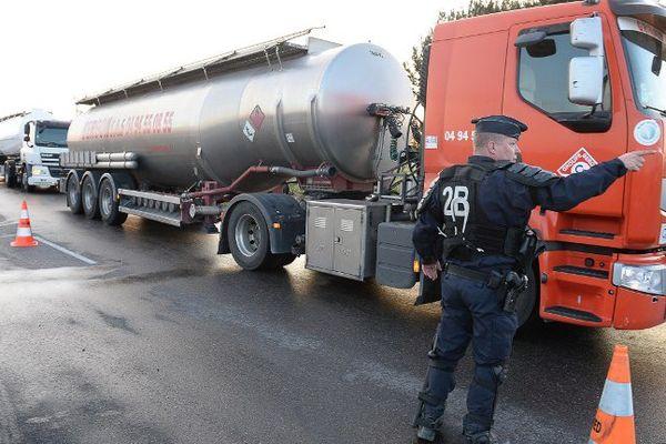 A Fos-sur-Mer, après le débloquage du site par les policiers