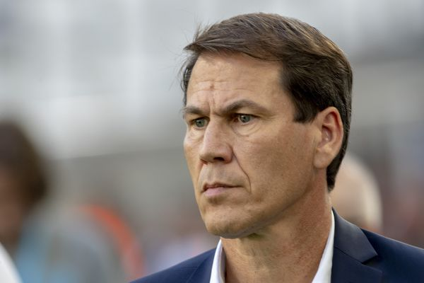 Le contrat de Rudi Garcia se termine en juin, mais le coach n'envisage pas de quitter Marseille.