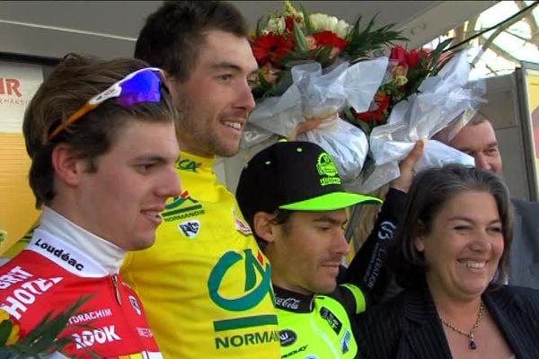 Anthony Delaplace a remporté ce dimanche le 37e Tour de Normandie