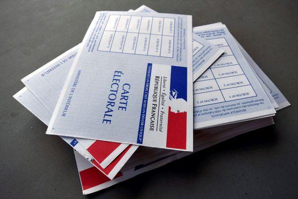 Les élections départementales ont lieu les 20 juin (premier tour) et 27 juin 2021 (second tour) (illustration).