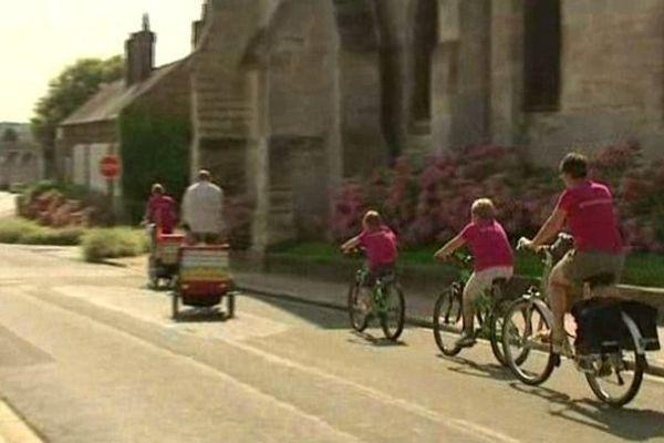 Découvrir la Picardie à vélo