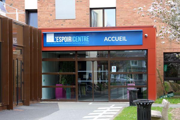 Le centre de rééducation fonctionnelle L'Espoir à Lille