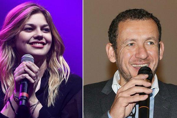 Dany Boon et Louane font partie des 50 personnalités préférées des Français.