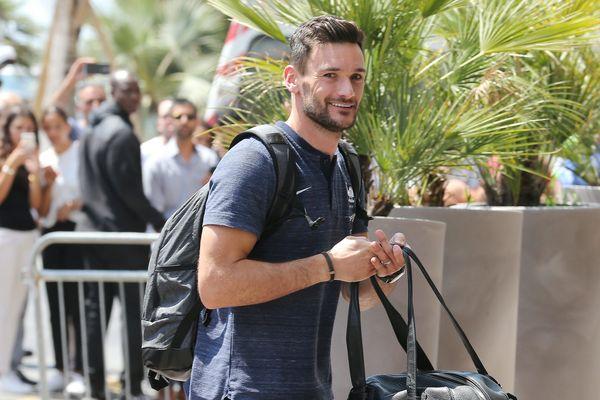 Hugo Lloris de retour à Nice ce jeudi.