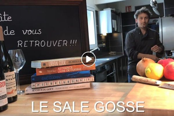 """Coronavirus et déconfinement : restos, bars, un clip pour dire """"on est toujours là"""" à La Roche-sur-Yon"""