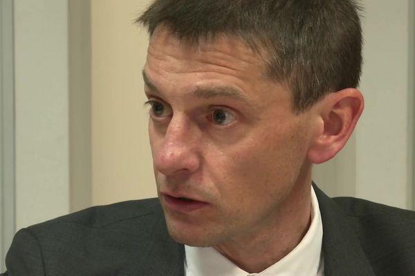 Stéphane Mulliez, directeur de l'ARS Bretagne fait le point sur le Coronavirus dans la région