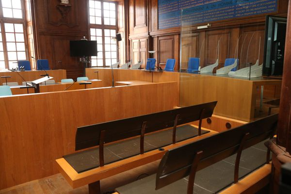 Tribunal de Vesoul.