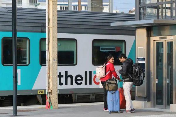 Coup d'arrêt pour la ligne Thello, Marseille-Nice-Milan.
