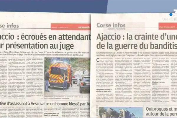 Affaire Orsoni : la direction du quotidien Corse-Matin se défend de toute censure.
