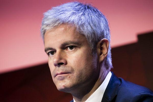 Laurent Wauquiez, président des Républicains