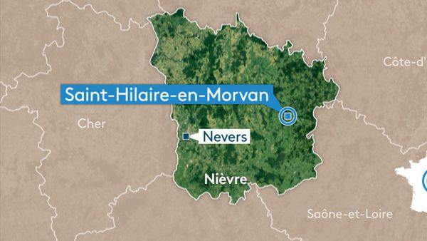 À Saint-Hilaire-en-Morvan, la famille de Laurent s'étend sur cinq générations.
