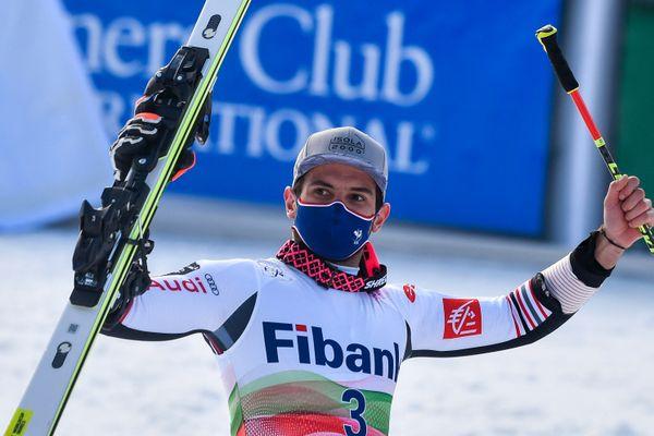 Mathieu Faivre remporte le Géant de Bansko ce dimanche 28 février