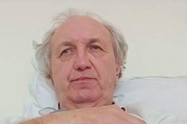 Daniel Desprez, 67 ans, a été admis en soins intensifs pendant plus de deux semaines car contaminé par le virus Covid-19. Il témoigne.