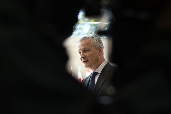 La mise en demeure de l'intersyndicale de GE Belfort est directement adressée au ministre de l'Economie Bruno Le Maire.