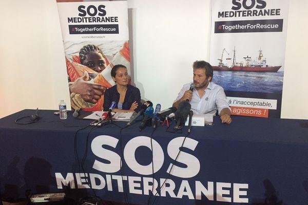 L'aquarius  d' SOS Méditerranée doit faire une escale technique ce vendredi à Marseille
