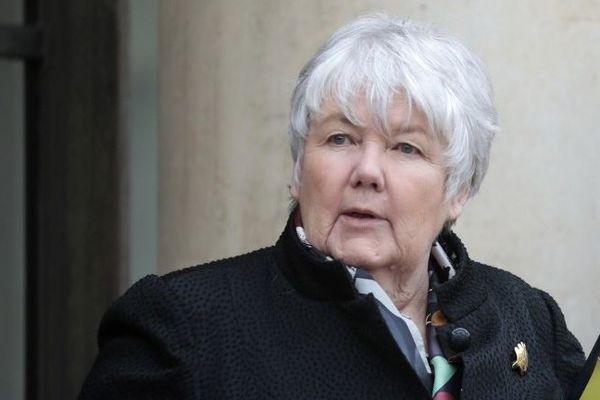 Jacqueline Gourault ministre de la cohésion des territoires