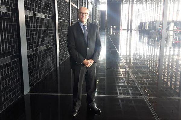 Pierre Sennès, le procureur de l'affaire Troadec.