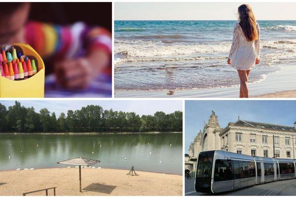 L'ouverture des parcs et des jardins, des plages, des transports publics, le déconfinement se fera par étape à partir du 11 mai.
