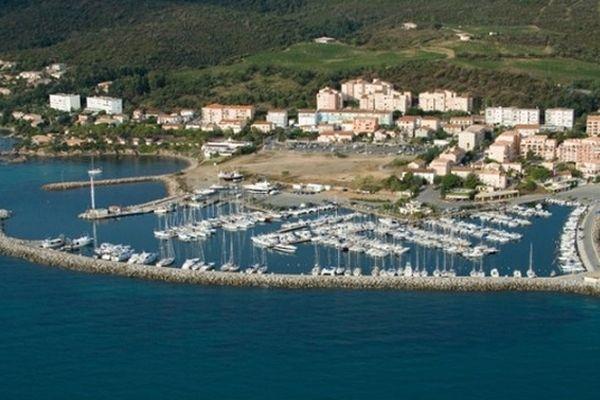 Port de Solenzara (Corse-du-Sud)