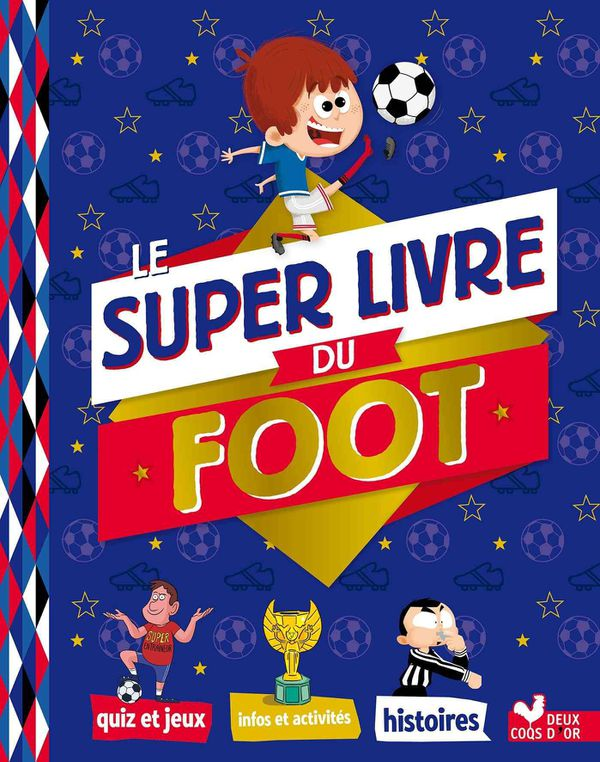 Le super livre du foot
