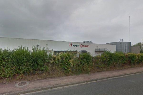 L'hypermarché Casino de Chalette-sur-Loing va fermer le 13 avril 2019.